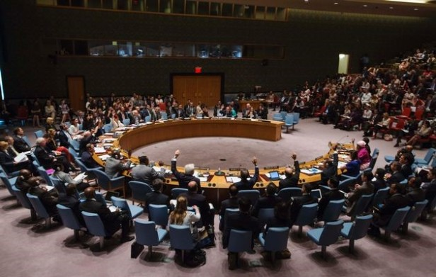 The UN Security Council assembles on the Syrian matter, Source: www.timeslive.co.za