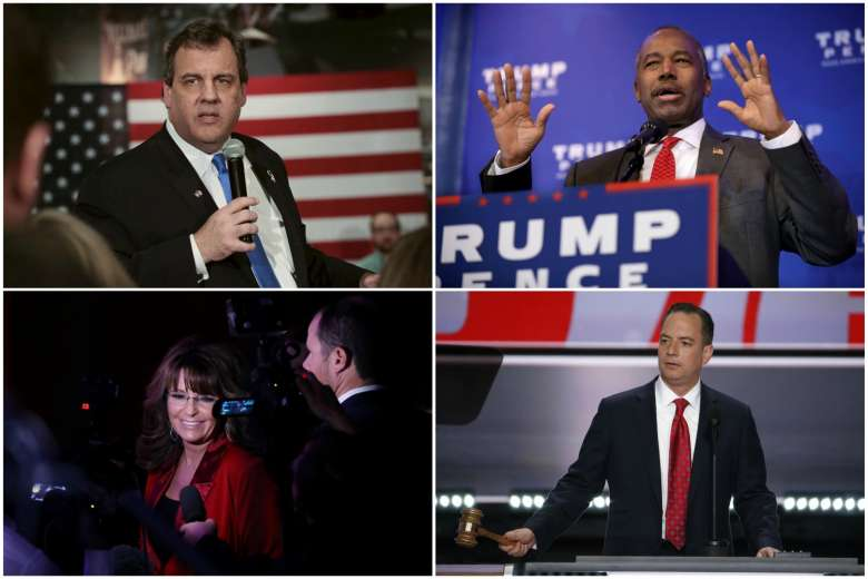 Donald Trump Is Picking His Cabinet: Here's a Short List – The ...
