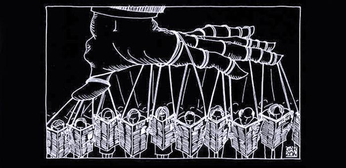 Ολοκληρωτισμός vs Αυταρχισμός – the SAFIA Blog