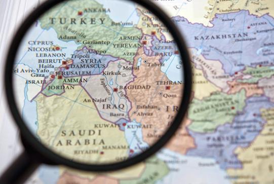 Μέση Ανατολή: Το μωσαϊκό εθνοτήτων και η πληθώρα διασυνοριακών προβλημάτων  – the SAFIA Blog